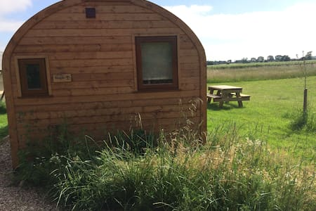'MAPLE' GIPPING VALLEY GLAMPING