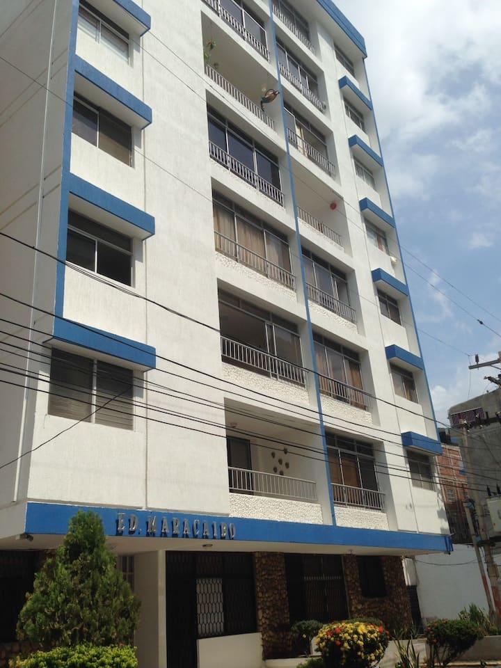 Apartamento # 307 en Santa Marta Rodadero