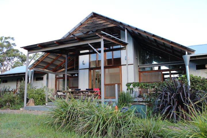 Marilyn's at Myocum (Close to Byron Bay) - Myocum - Rumah