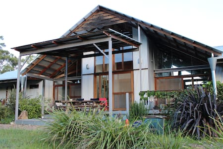 Marilyn's at Myocum (Close to Byron Bay) - Rumah