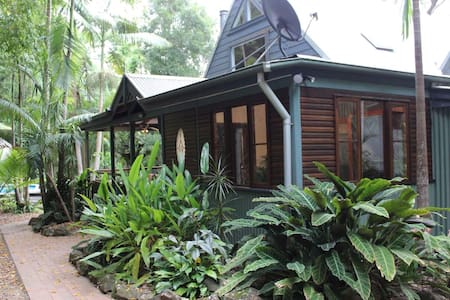Tranquil Rainforest Property - Uki