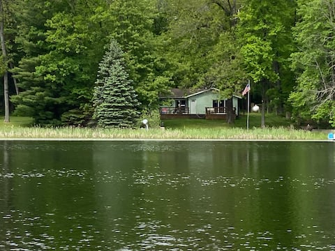 Middle Lake Family Cottage Rental