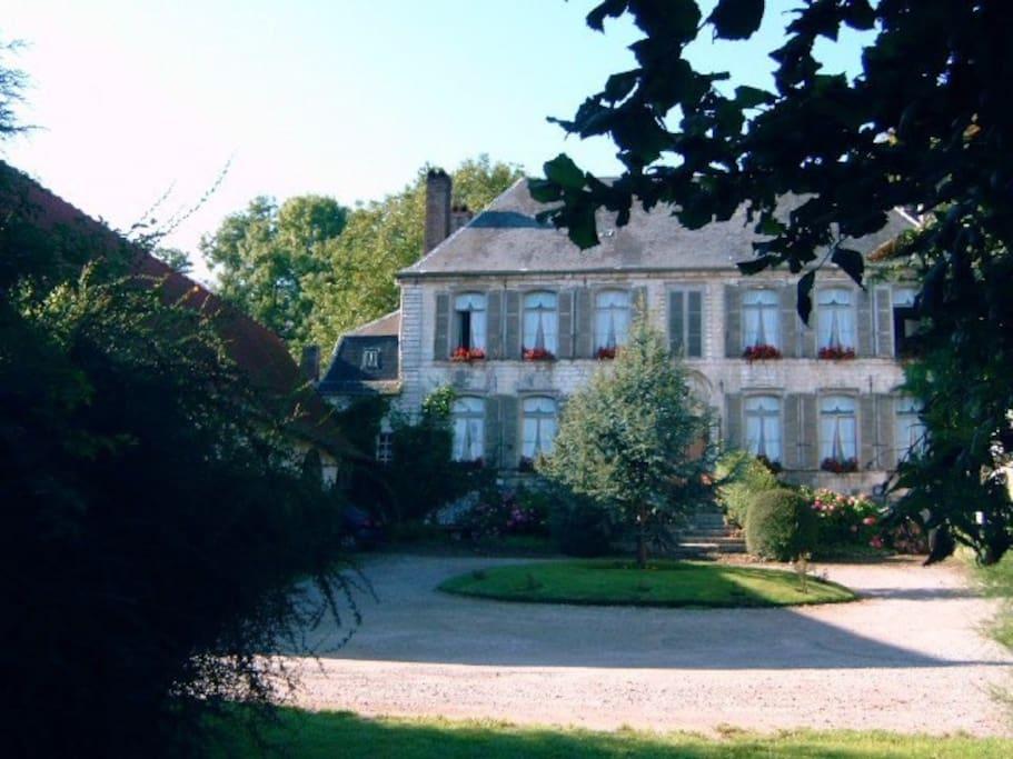 Le Château de Ricquebourg