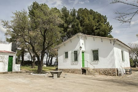 Casa de campo en paraje del Villar.