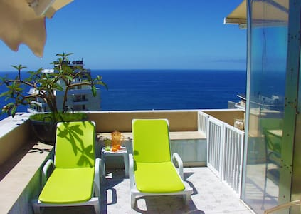 Great View Studio in Funchal - Flat