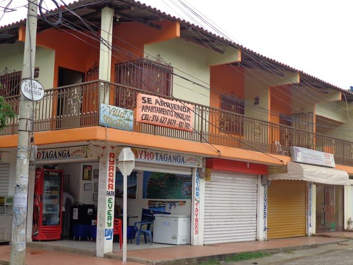 Villa Matos: 4 aptos amoblados