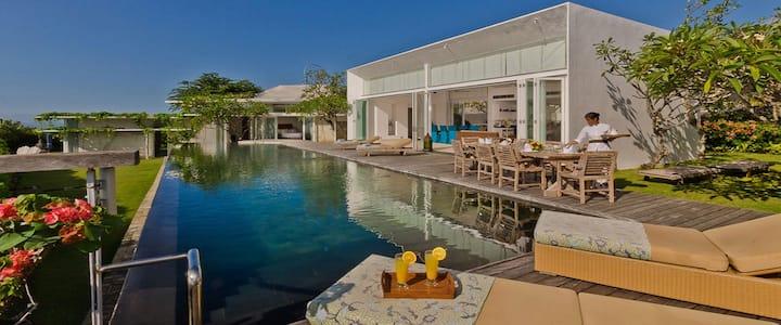 Villa Karang Kembar Dua, Cliff top, Badung