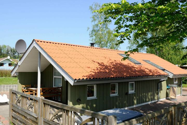 Comfortable Apartment in Hejls with Terrace