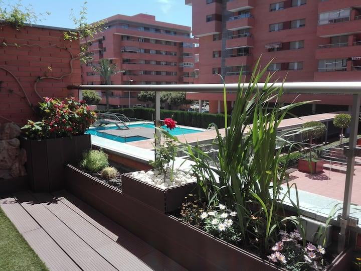 Apartamento Algazul.