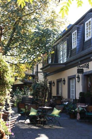 Ferienwohnung Rebstock im Winzerhof - Bad Neuenahr-Ahrweiler - Huoneisto