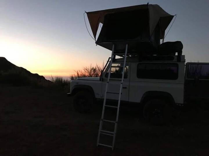 Overland Camper - Defender