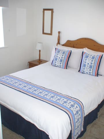 Nautical Master Bedroom with Double Bed