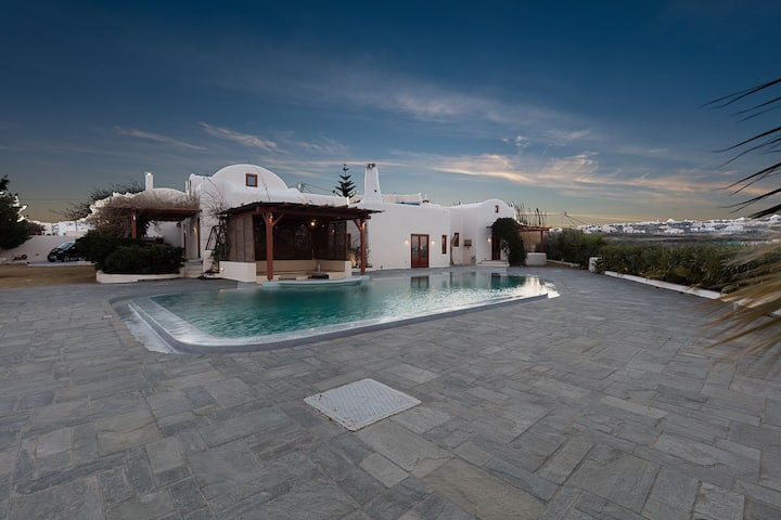 R 987  7 Bedroom Villa Eugene with Fireplace, Private Terrace & Airport transfers - Breakfast Inc