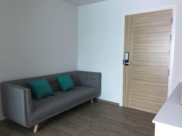 2 bedroom 1 kitchen 1 bathroom - Bangkok - Wohnung