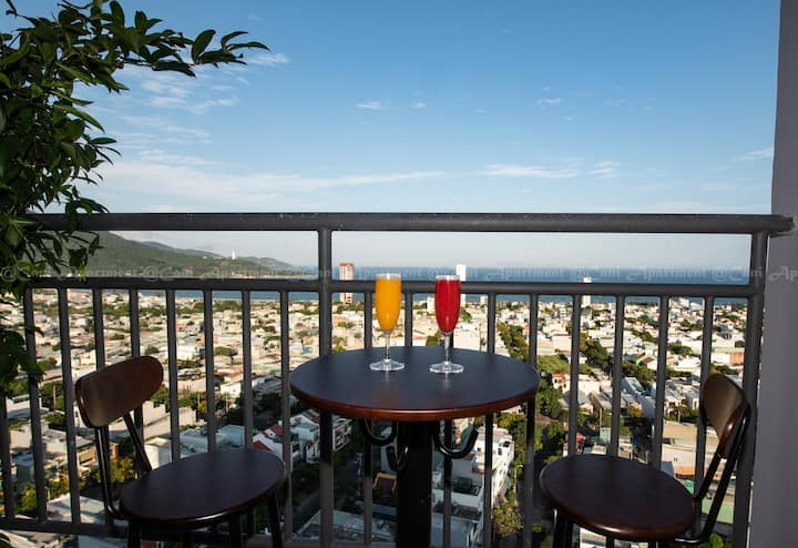Cani Apartment- Son Tra Ocean View with 2 bedrooms