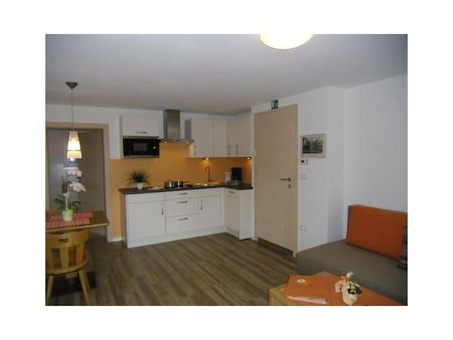 Küche/Wohnraum Kastanie