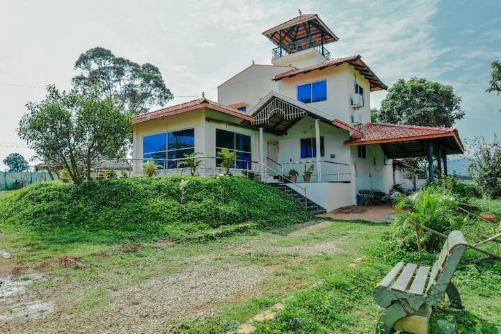 Homestays in chikmagaluru