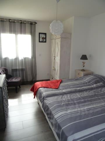 Chambre d'hôtes ds bastide moderne - Mèze - Bed & Breakfast