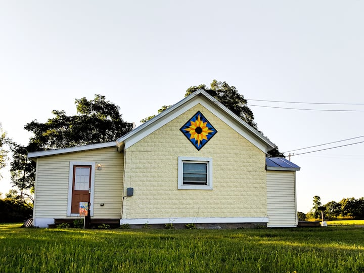 Schoolhouse Cottage in the 1000 Islands