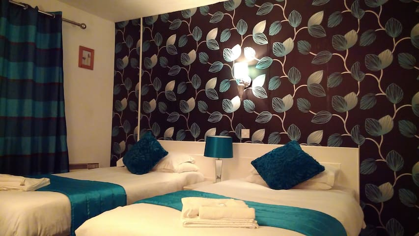 B&B  twin room - Fort William - Bed & Breakfast