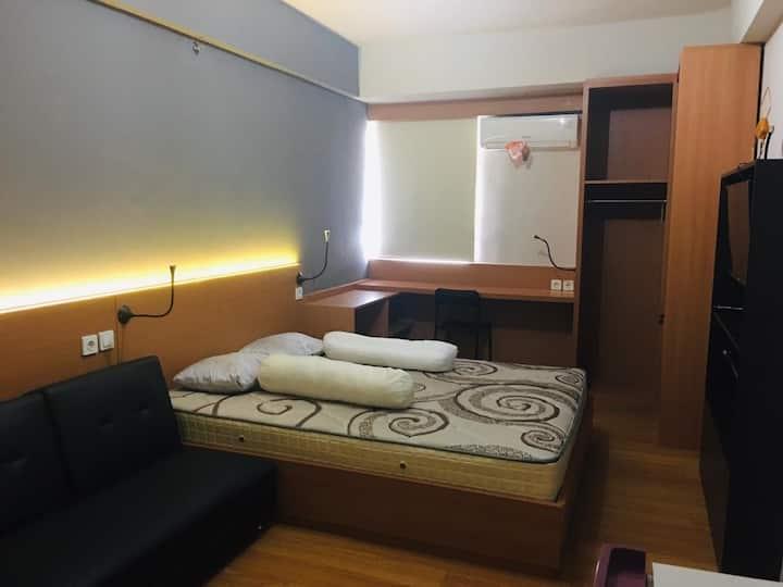 Apartemen Aeropolis Residence 3 Full Furnished