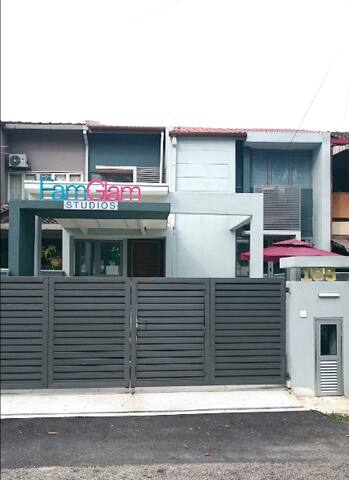 Near City Center, Single Room with King Size Bed - Kuala Lumpur - Hus