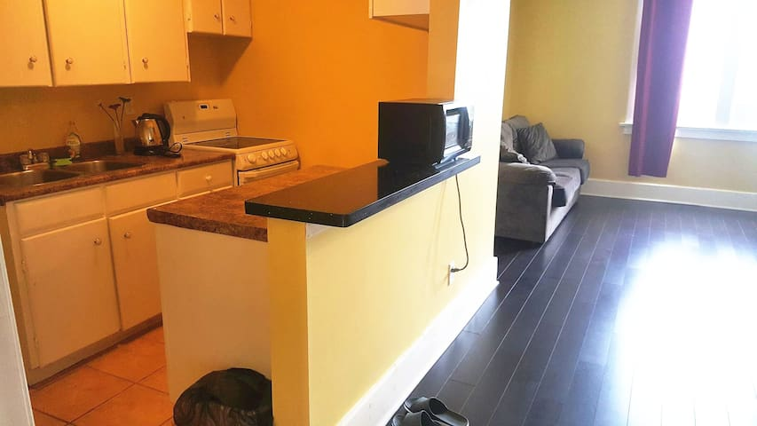 Comfort One Bedroom Apartment in Niagara Falls