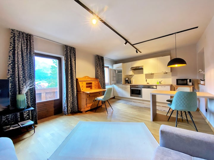 Modern Apartment Seefeld 45sqm