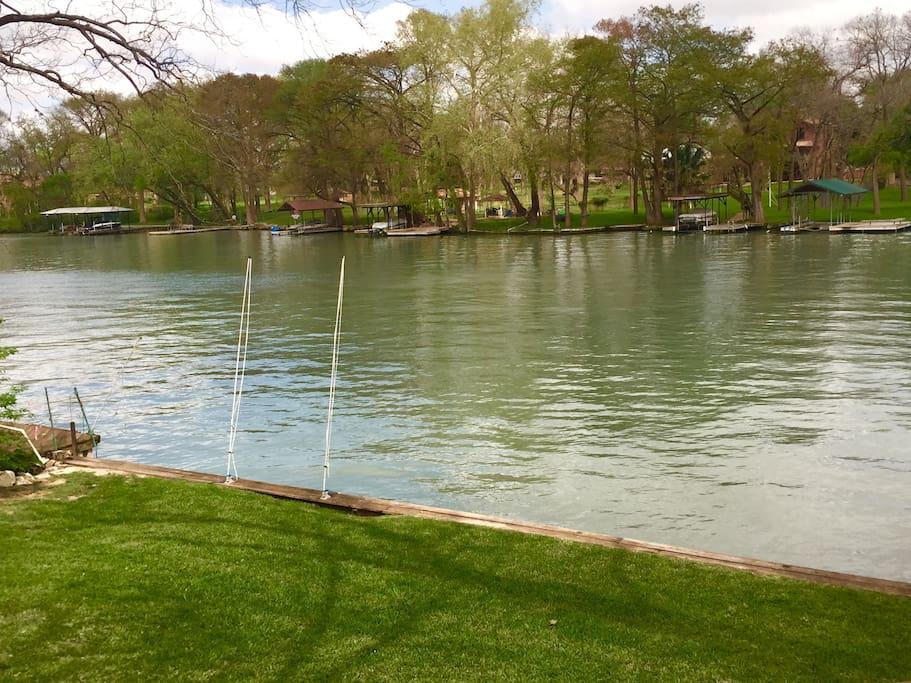 Enjoy the Lake!