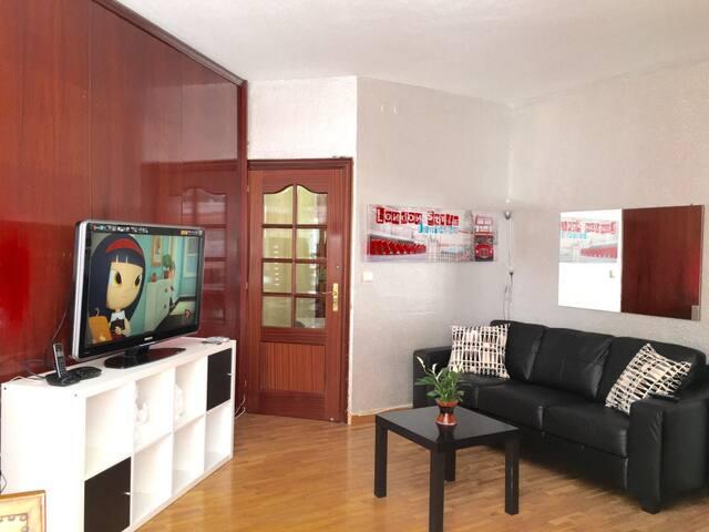 Habitación bien ubicada - Sabadell - Apartmen