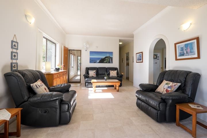 Keith's Place, the most popular unit on Bribie Is. - Bongaree - Apartamento