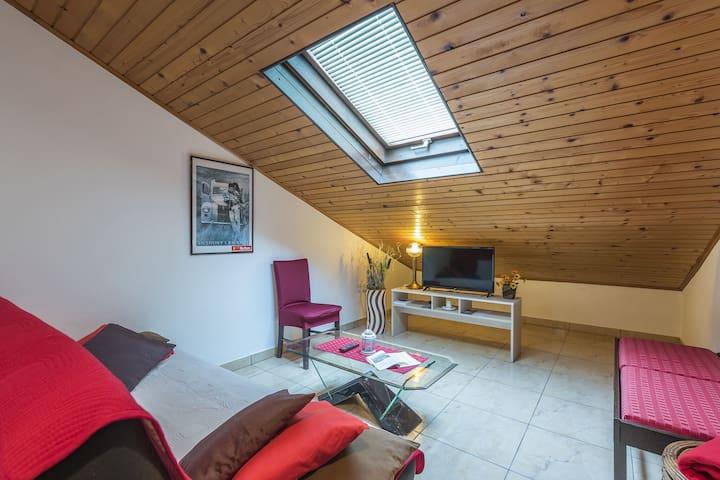 Appartement cosy avec jardin à Porec, Croatie