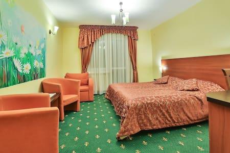 Stokrotka - pokój dwuosobowy z balkonem - Rabka-Zdrój - 精品飯店