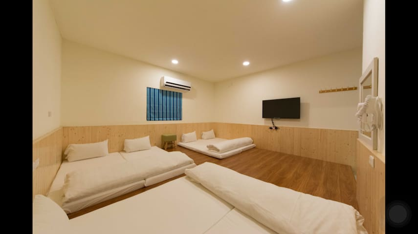 日式家庭房--附私人衛浴