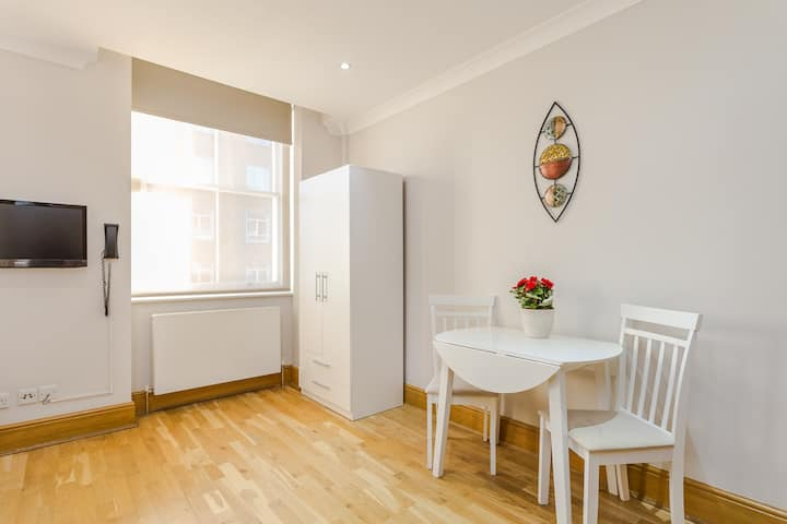 Standard apartment in Bloomsbury
