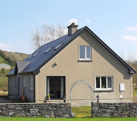 Modern bungalow on the Wild Atlantic Way, Donegal