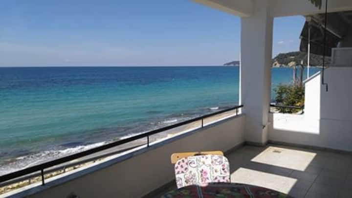 Seaside beach home, ideal for families