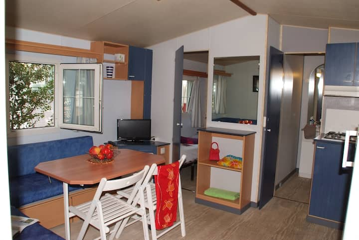 GRAND MOBIL HOME CLIME 13 (4 PERSONNES)