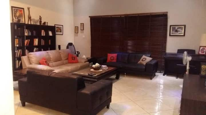 Lekki Phase One Luxury Spacious Condo
