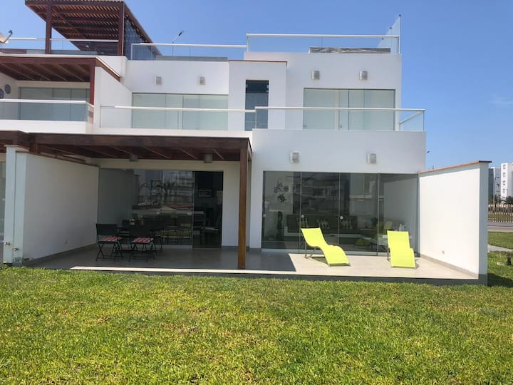 La Casa 32 - IMPECABLE -  Nuevo Paracas