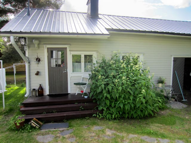 Cozy little house with own sauna - Rovaniemi - House
