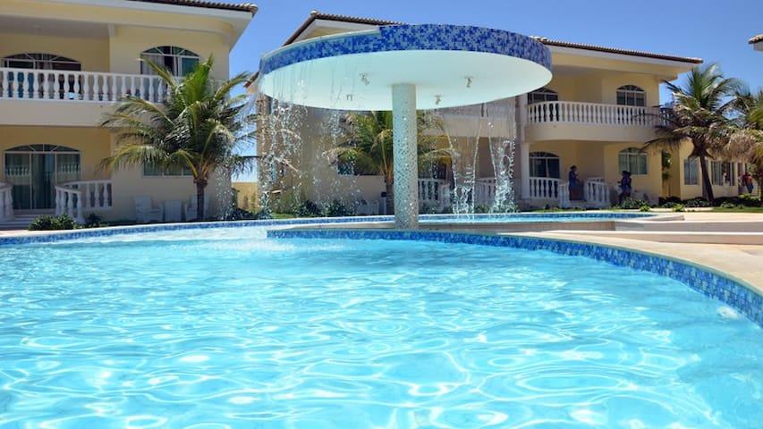 Green Paradise Residence - Apto para 04 pessoas