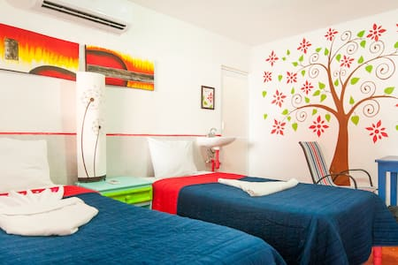 #3 Cozy & Private B&B Near The Beach - Isla Mujeres