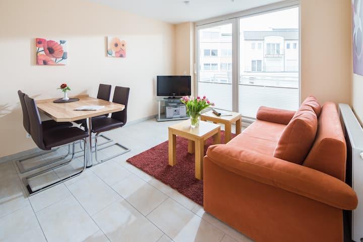 Haus Kleine Auszeit, (Norderney), Ferienwohnung Typ B2