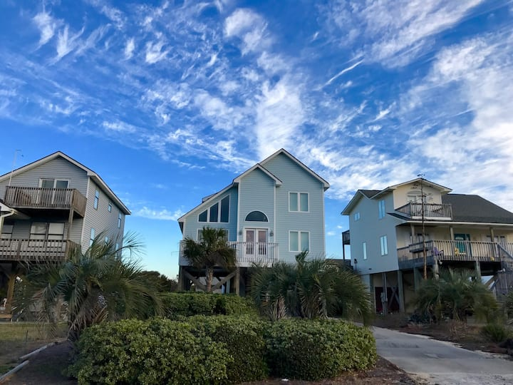 Best Beach House for Babies and Littles!