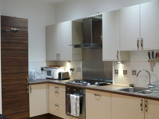 Luxury Flat Close to Stonehaven Town Centre - Stonehaven - Wohnung