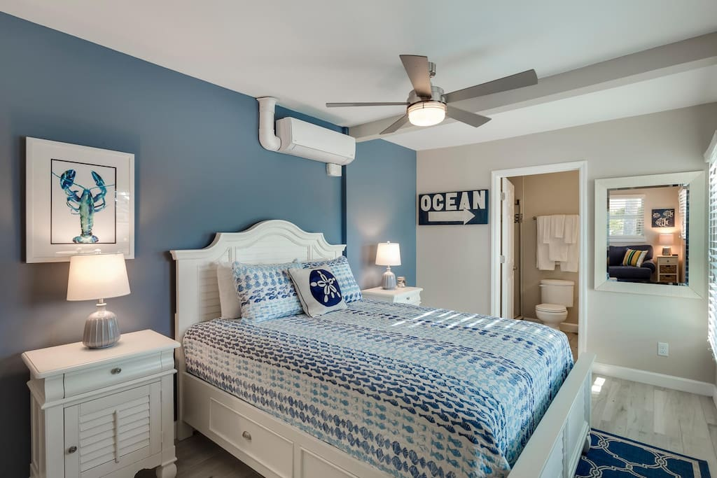 Beautiful South Florida Style Bedroom