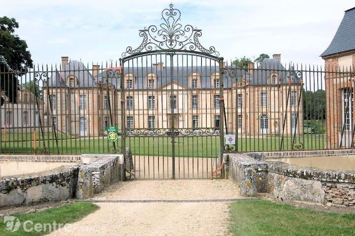 Château 1 heure de Paris , tarifs sur demande