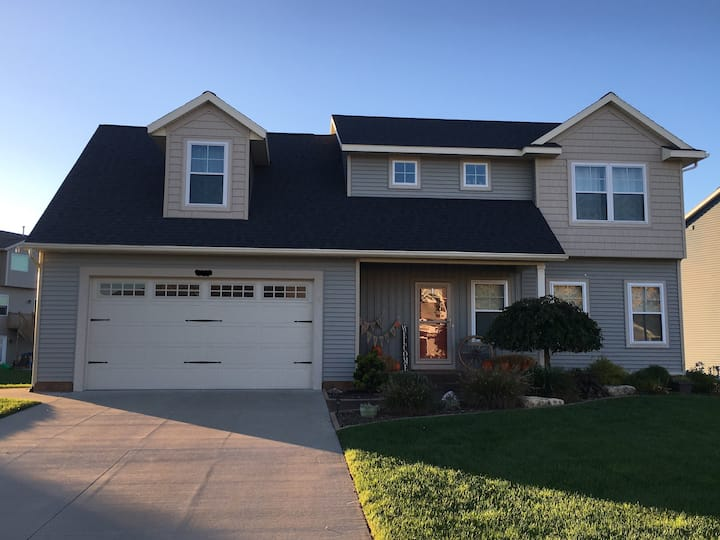 Spacious home near Grand Rapids and the Lakeshore