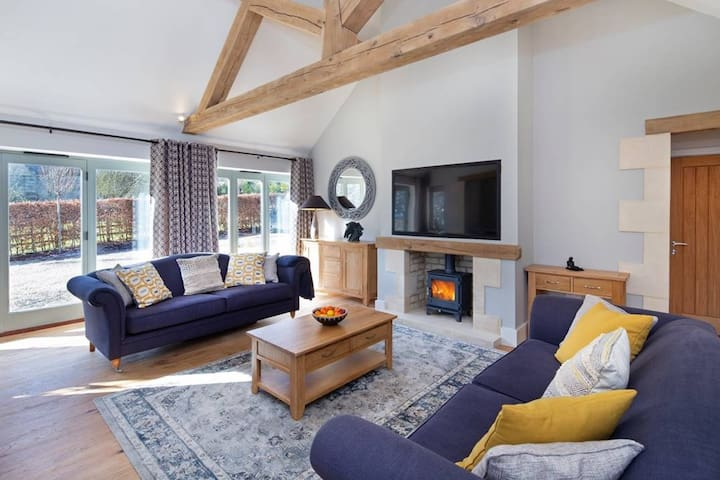 Luxury holiday let in the heart of the Cotswolds